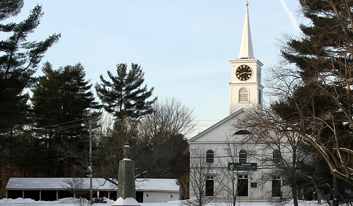 First Parish Norwell