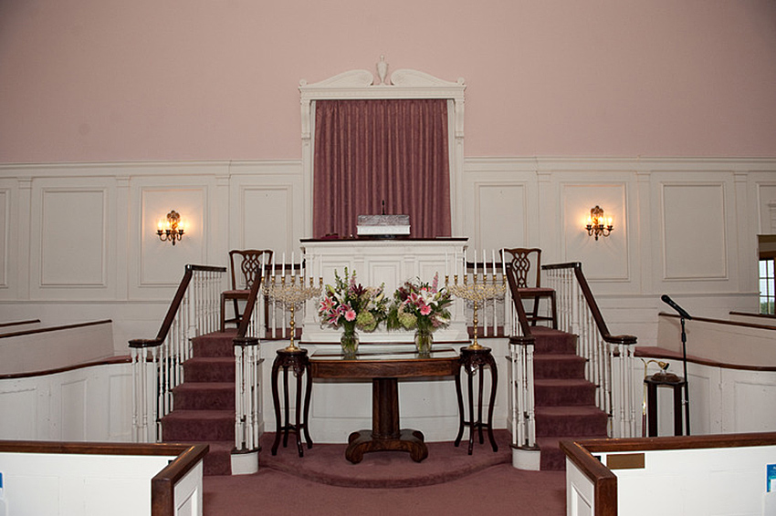 First Parish of Norwell Altar